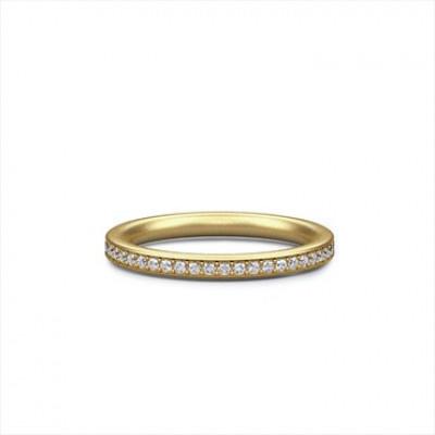 Julie Sandlau Infinity - Ring, forgyldt eller sølv