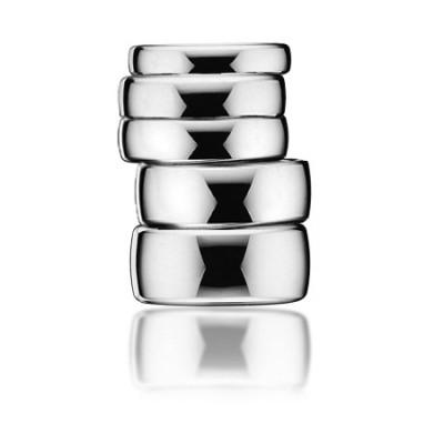 Vielsesringe i Sølv A-ringe