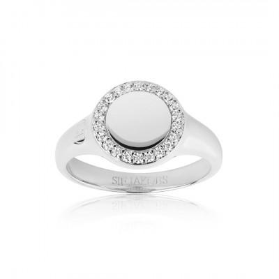 Sif Jakobs - Fingerring Follina Piccolo Ring i sølv