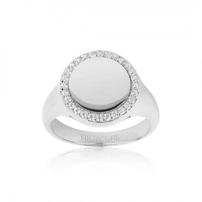 Sif Jakobs - Fingerring Follina Grande Ring i sølv