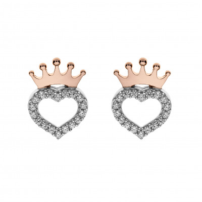 Disney sølvøreringe - Princess (11/20)