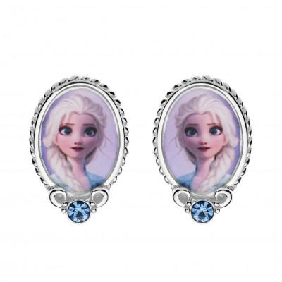 Disney sølvøreringe - Elsa - Frozen (11/20)