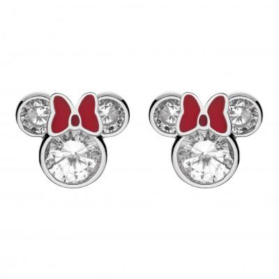 Disney sølvøreringe - Minnie Mouse (11/20)