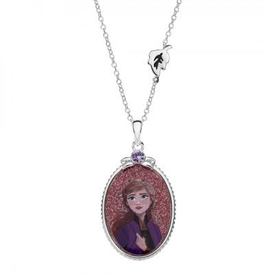 Disney Frozen sølvhalskæde - Anna (11/20)
