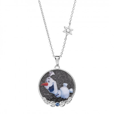 Disney Frozen sølvhalskæde - Olaf (11/20)