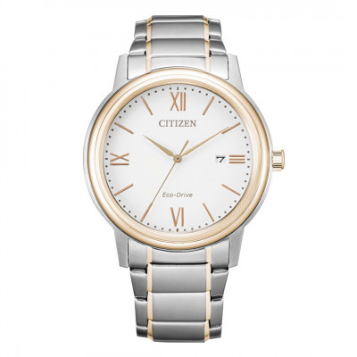 Citizen Eco-drive - Herre ur med lænke (08/21)