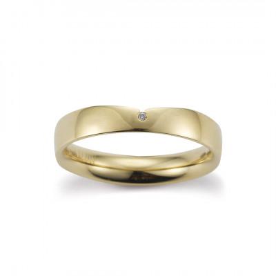 Gerstner vielsesringe 28803 8 karat guld (x47) 01/20