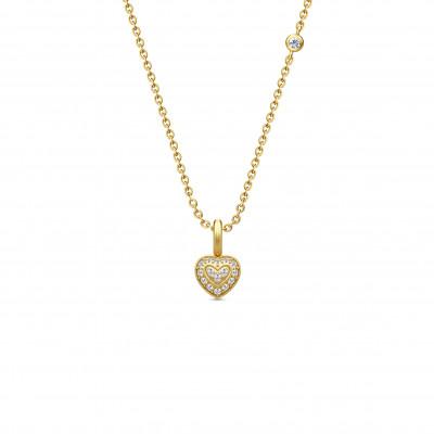 Julie Sandlau - Sweetheart halskæde med vedhæng