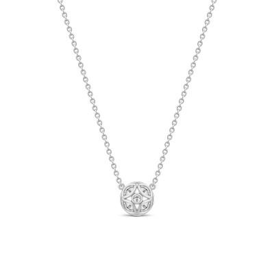 Julie Sandlau - Lily halskæde i enten sølv eller forgyldt sølv m.vedhæng