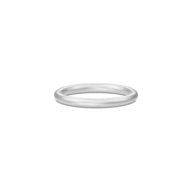 103788c335b julie Sandlau - Classic ring i sølv eller forgyldt