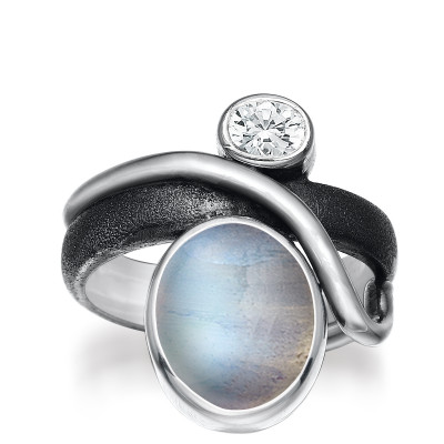 Rabinovich, Midnight Moon - Ring, oxyderet