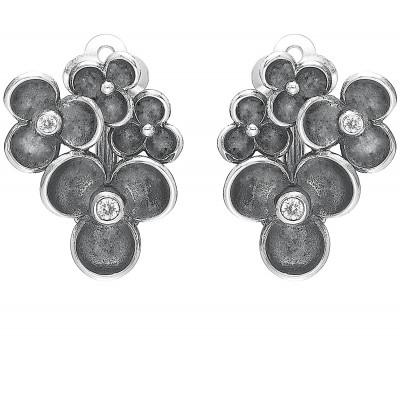 Rabinovich, Blooming Moods - Øreclips, forgyldt el. oxyderet