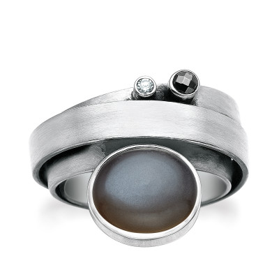 Rabinovich, Endless Perfection - Ring, oxyderet