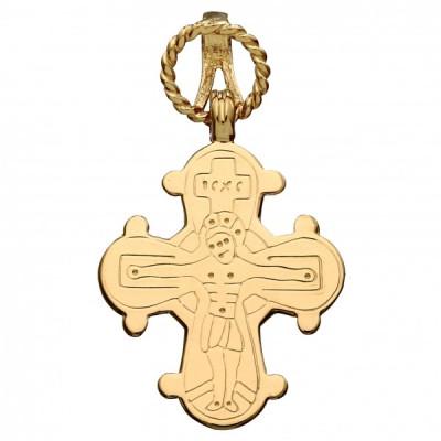 Lund Dagmarkors - 14 karat guld