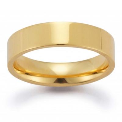 Min Vielsesring Profil 1 af eget guld