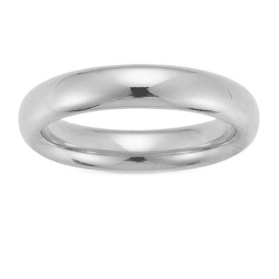 Min Vielsesring Profil 2 i Sølv