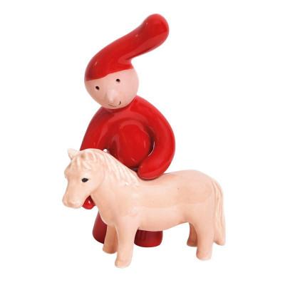 Årets nisse 2015: Pixy nisse med hest