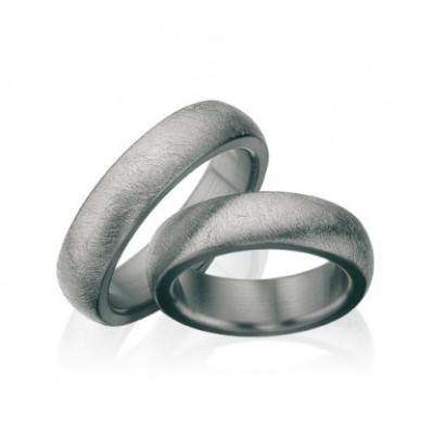 Hjertering i titanium fra 4,0 mm til 10,0 mm T102