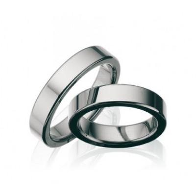Hjertering i titanium 4,0 mm til 10,0 mm T111