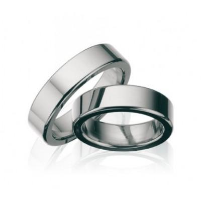 Hjertering i titanium 4,0mm til 10,0 mm T112