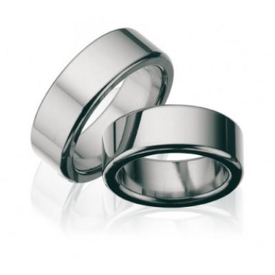 Hjertering i titanium 4,0 mm til 10,0 mm T113