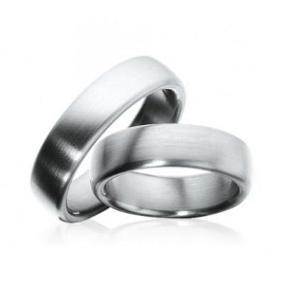 Hjertering i titanium 4,0 til 10,0mm T92