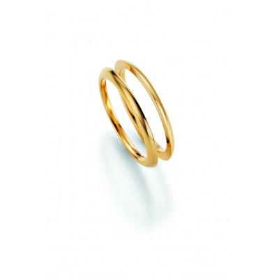 Garderring / sidering til alliancering i alm. guld, hvidguld eller rosa guld 14 karat