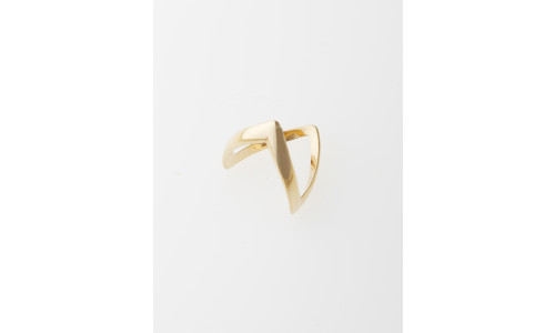 Lund Copenhagen - Fingerring - Bispehue i guld
