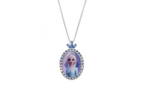 Disney Frozen sølvhalskæde - Elsa (11/20)