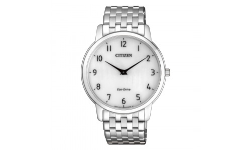 Citizen Eco-drive - Herre ur med tydelige tal. (12/20)
