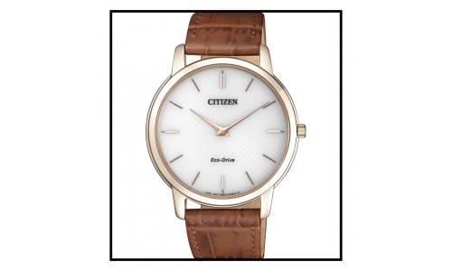 Citizen Eco-drive - Herre ur med index markering. (12/20)