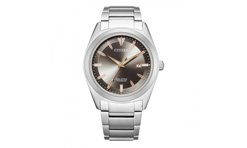 Citizen Eco-drive - Titanium herre ur grå urskive (12/20)