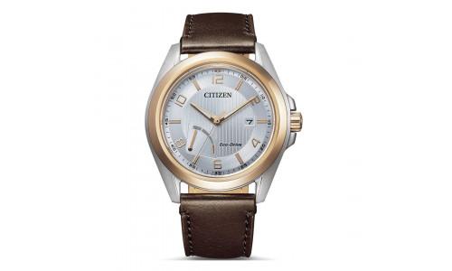 Citizen Eco-drive - Herre ur med rem (06/21)