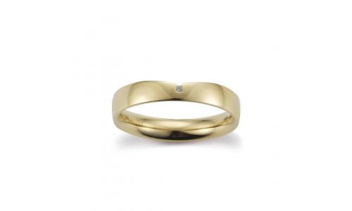 Gerstner vielsesringe 28803 14 karat guld (x47) 01/20