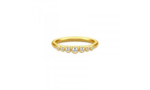 Julie Sandlau - Grace ring.