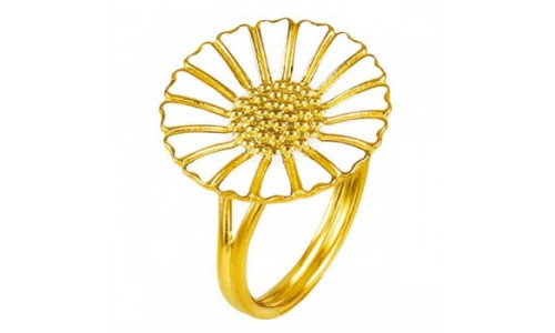 Lund Marguerit - Ring 18 mm