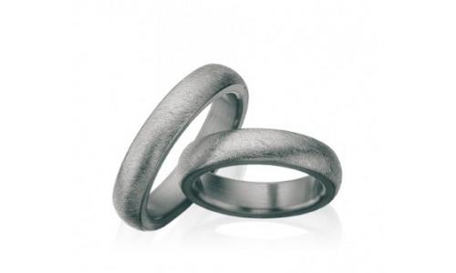 Hjertering i titanium fra 4,0 mm til 10,0 mm T101