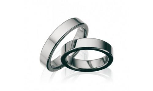 Hjertering i titanium 4,0 mm til 10,0 mm T110