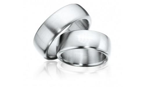 Hjertering i titanium fra 4,0 mm til 10,0 mm T93