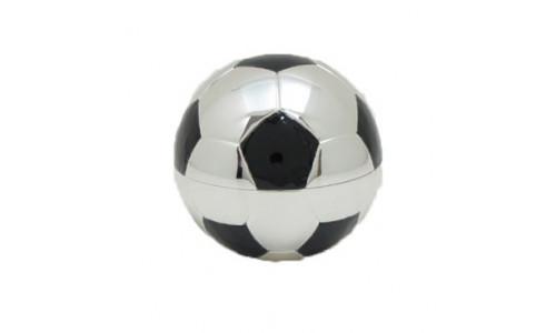 Sparebøsse fodbold m emalje