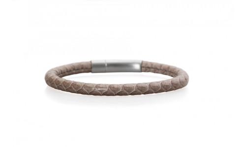 Cafe Latte Snake bracelet