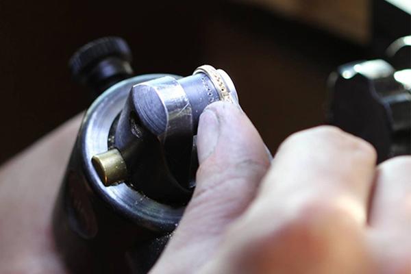 Håndlavede ringe